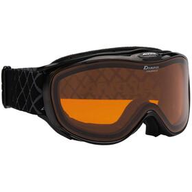 Alpina Challenge S 2.0 Quattroflex Hicon S2 - Gafas de esquí Mujer - negro